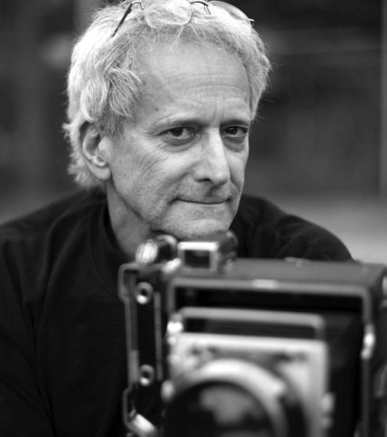 photo of photographer David Burnett