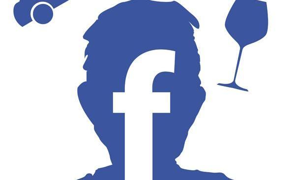 Facebook будет фильтровать пьяные лица