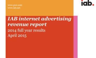 Интернет-реклама в США достигла исторического максимума в 2014