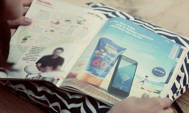 Рекламная кампания Nivea Sun Kids