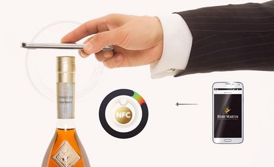 Remy Martin выпускает «подключенную» бутылку