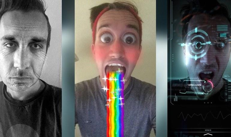 Snapchat начнет продавать фильтры рекламодателям