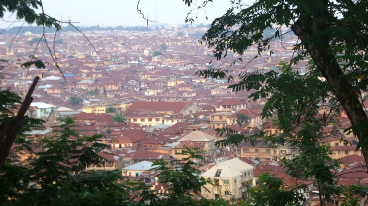 A view of Ibadan from Oke Are.Photo by Innovation-Village.com