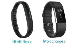 Fitbit flex 2 Fitbit charge 2