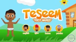 Teseem - First words
