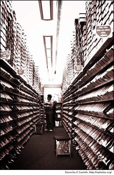 Shoe Shopper Heaven