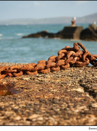 Chains on the Quay