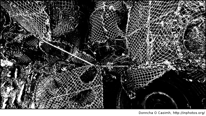 Netting and Wheel