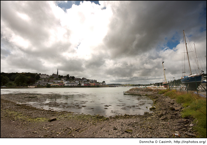 Crosshaven on the water