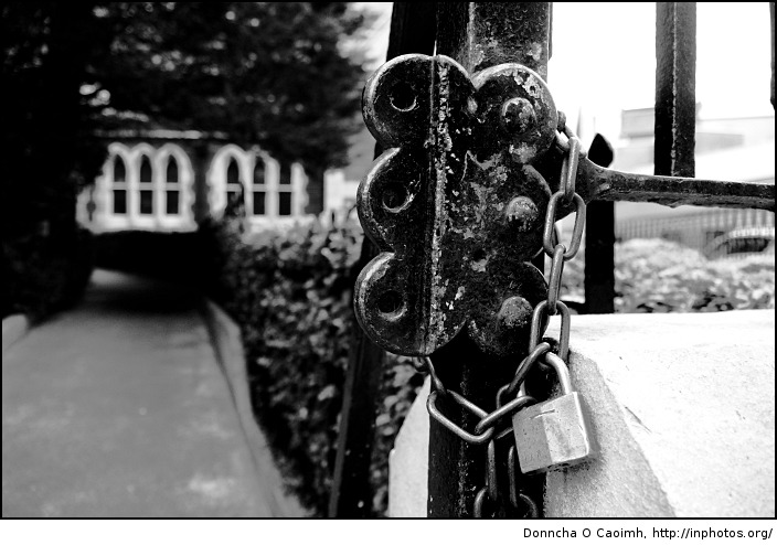 Unlock the Church
