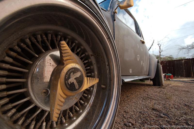 roadster wheel-original