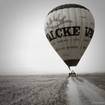 Hot Air Ballooning over Marrakech