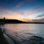 Sunrise in Playa Bl