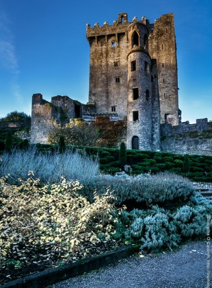 Blarney Castle in the Sun