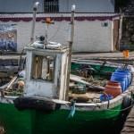 boat-in-kinvarra