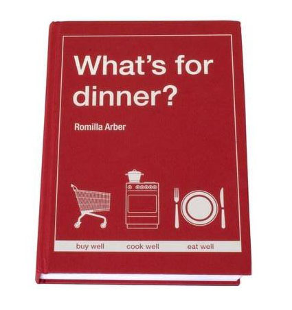 'What's for dinner' by Romilla Arber