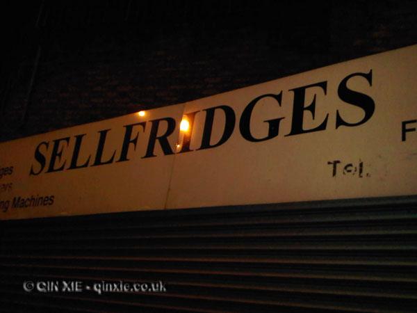 Sell fridges