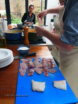 Fish fillet at Fish in a Day, Food Safari