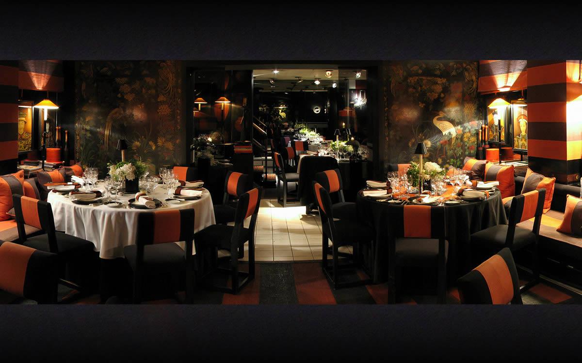 Blakes Restaurant, South Kensington, Review
