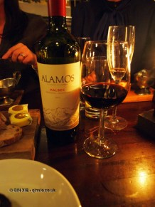 Malbec at Fox and Anchor, Clerkenwell
