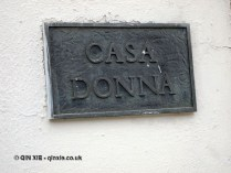 Casa Donna, Ristorante Reale, Abruzzo