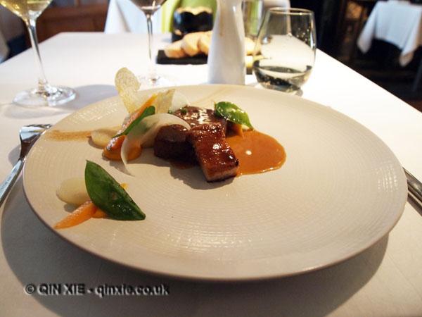 Vrijmoed, Ghent, Belgium, lunch