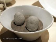 Edible stones, Mugaritz, Errenteria