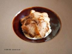 Parmesan risotto with white Alba truffles, Côté Bastide, Bergerac