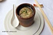Bamboo cup soup, Hunan, London