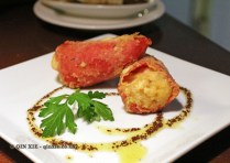 Stuffed Piquillo red pepper, Casa Montaña, Valencia