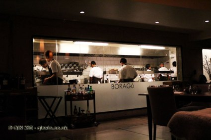 Kitchen, Boragó, Santiago, Chile