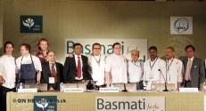 Chefs at APEDA basmati rice conference