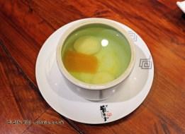 Longevity soup, Kuan Alley No 3, Chengdu, China