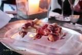 Parma ham breadsticks, Bar Deck Zeus, Vis a Vis, Sestri Levante