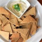 Whole Wheat Pita Chips :: Inquiring Chef
