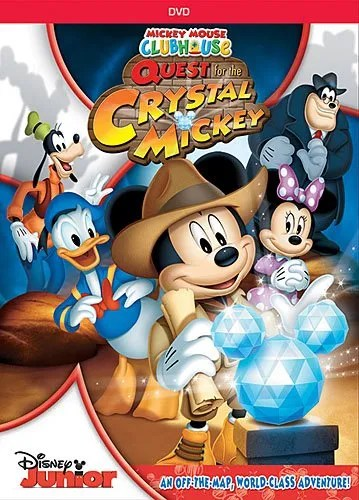Mickey Mouse Clubhouse Quest for the Crystal MIckey