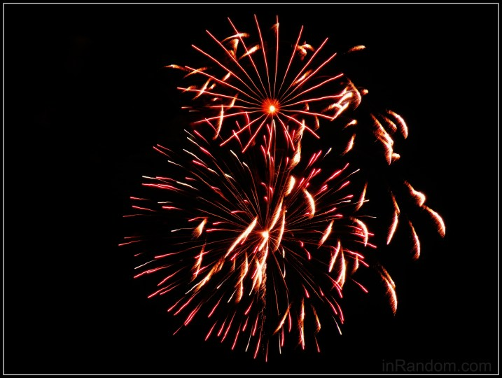 Florissant Fireworks Display