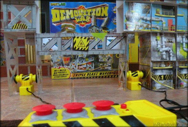 Demolition Lab by SmartLab Toys