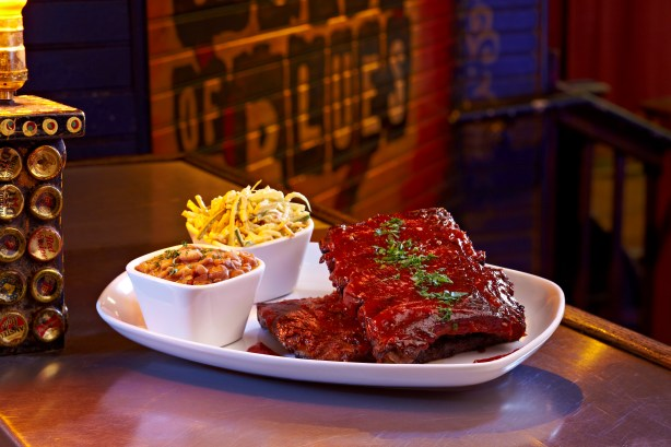 House of Blues St. Louis Ribs