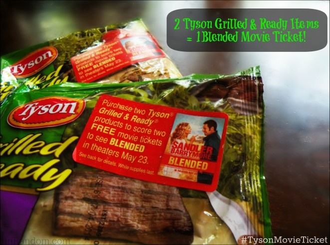 tyson grilled and ready free movie tickets #shop