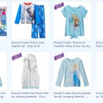 Disney's Frozen Friday & Frozen Jumping Beans Collection at Kohl's!