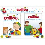 Celebrate Caillou's 25th Anniversary With a Fun-Filled DVD and Book Gift Set