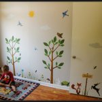 Upgrading Children's Bedroom Themes w/ My Wonderful Walls + Giveaway