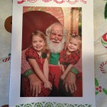 Christmas Card Crafting With Rolli Stamps is Fun For All Ages