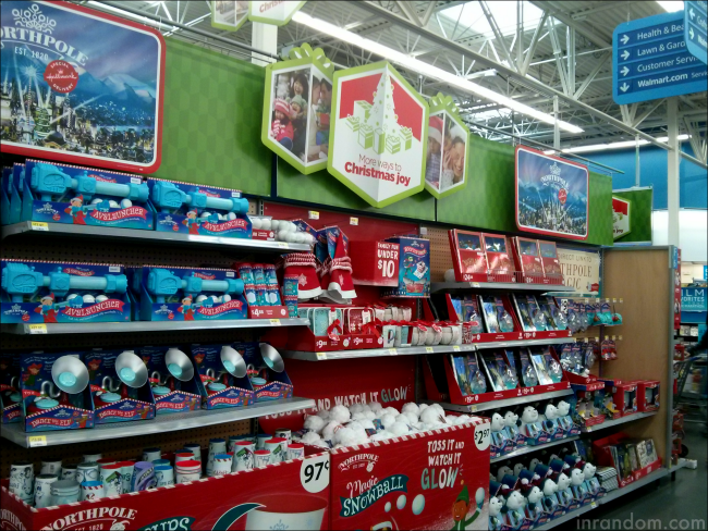 north-pole-aisle #shop