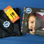 Kidz Gear Headphones With Microphone Give Full Interactive Audio Experience