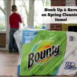 Stock & Save on Spring Cleaning & More at Walmart! + $25 GC Giveaway! {US}