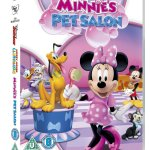 Mickey Mouse ClubHouse: Minnie's Pet Salon DVD & Printable Activity Sheets!