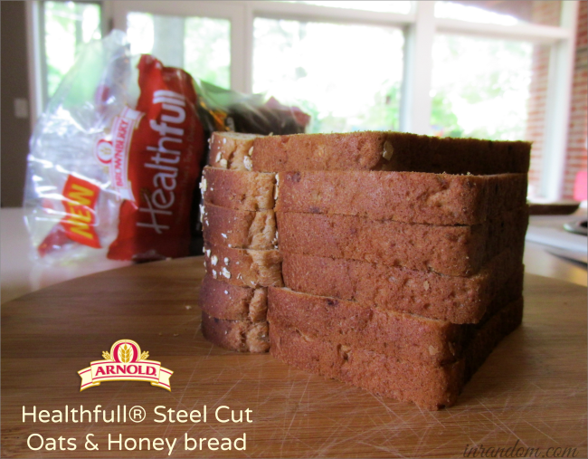 Arnold® Healthfull® Steel Cut Oats & Honey Bread