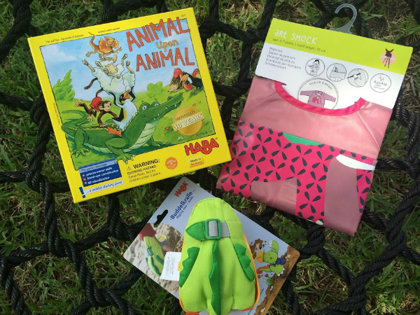 Toys Found at HABA